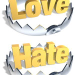 http://www.dreamstime.com/stock-photo-opposites-love-hate-trap-image5441170