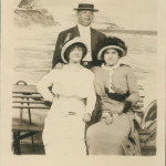 Paternal Grandfather and Grandmother on left